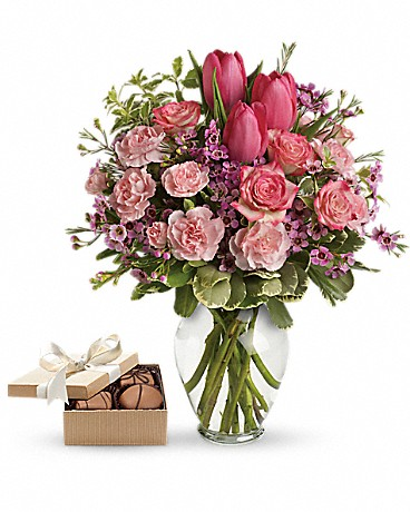 Full of Love with chocolates Bouquet