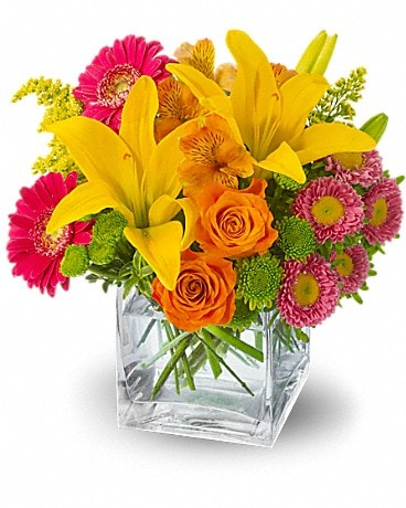 Teleflora's Summertime Splash Bouquet