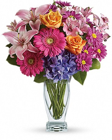 Wondrous Wishes by Teleflora Bouquet