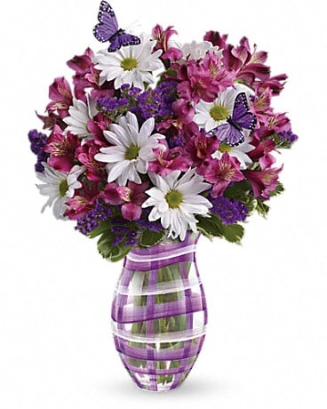 Choose Brittani's Flower & Gifts for hand-arranged fresh flower delivery today in Detroit, MI When you shop flowers online with Brittani's Flower & Gifts, you will see beautiful bouquet arrangements of flowers hand-crafted with passion, attention to detail, and great care.