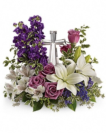Teleflora's Grace And Majesty Bouquet Flower Arrangement