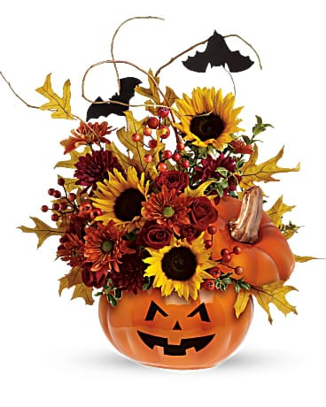 Teleflora S Trick Treat Bouquet In Gilbert Az Lena S Flowers