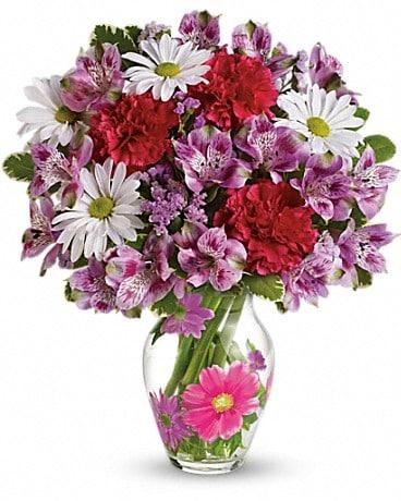Teleflora's Blooms of Love Bouquet Bouquet