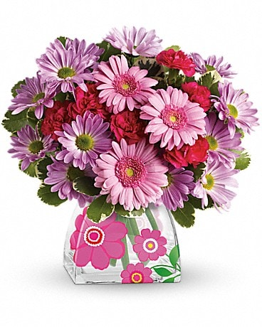 Teleflora's Perfect in Pink Bouquet Bouquet