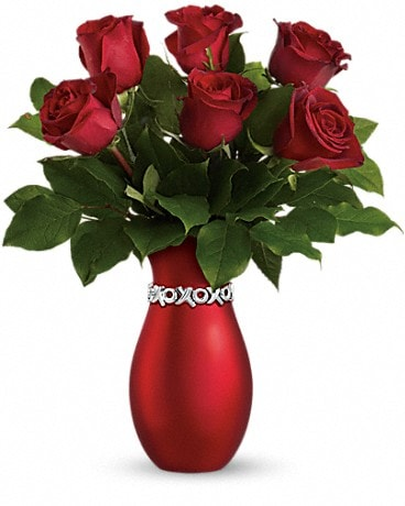 Teleflora's Endless Kisses - Long Stemmed Roses