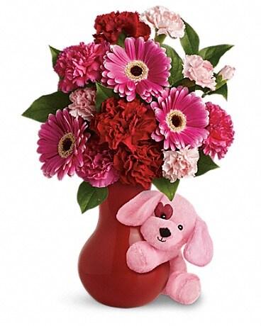 Telefloras send a hug sweetheart in ocean springs ms lady dis telefloras send a hug sweetheart bouquet mightylinksfo
