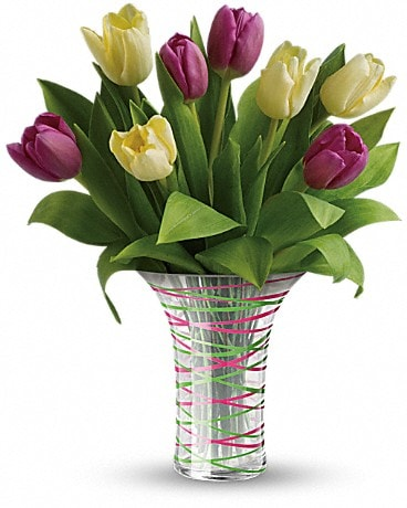 Teleflora's Singing Of Spring Bouquet Bouquet