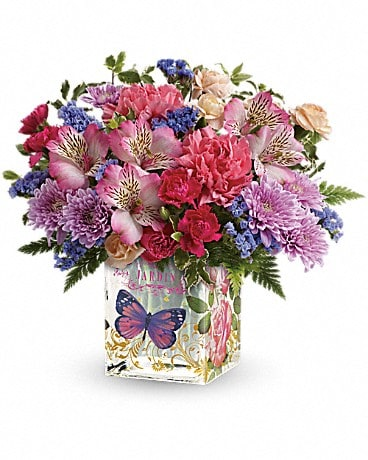 Teleflora's Enchanted Garden Bouquet Bouquet