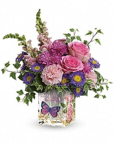 Teleflora's Wild Beauty Bouquet Bouquet