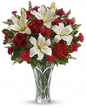 Teleflora's Heartfelt Bouquet Bouquet
