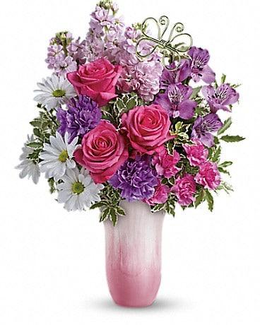 Teleflora's Petal Perfect Bouquet Bouquet