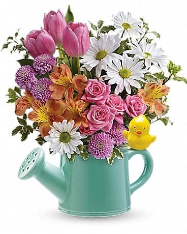 Teleflora's Send a Hug® Tweet Tweet Bouquet Bouquet