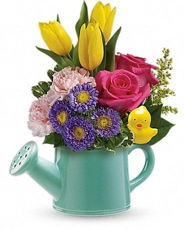 Teleflora's Send a Hug® Sunny Spring Bouquet  Bouquet
