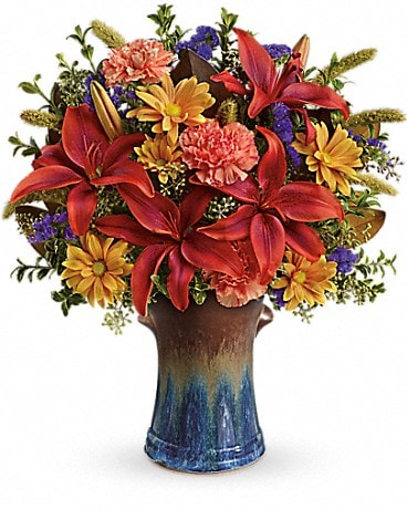 Teleflora's Country Artisan Bouquet Bouquet