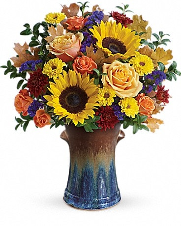 Teleflora's Country Sunflowers Bouquet Bouquet
