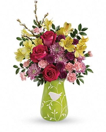 Teleflora's Hello Spring Bouquet Bouquet