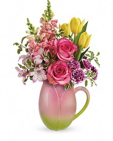Teleflora's Garden Rendezvous Bouquet Bouquet