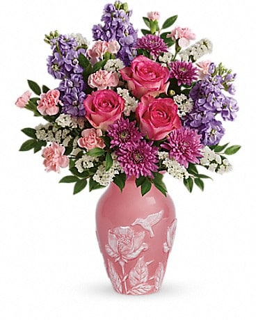 Teleflora's Love And Joy Bouquet Bouquet