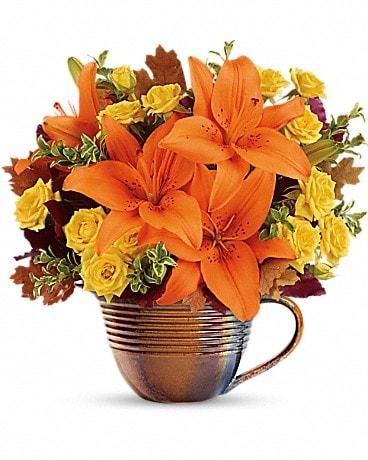 Teleflora's Fall Mystique Bouquet