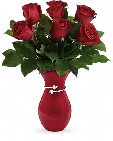 Teleflora's Gift From The Heart Bouquet Bouquet
