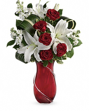 Teleflora's Love And Tenderness Bouquet Bouquet