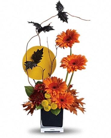 Teleflora's Boo-tiful Bats Bouquet