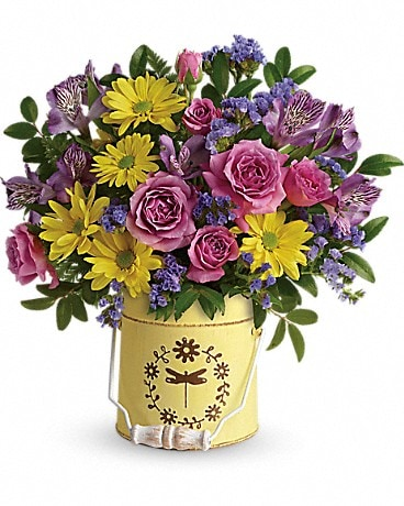 Clinton Florist Flower Delivery by Country Garden Florist