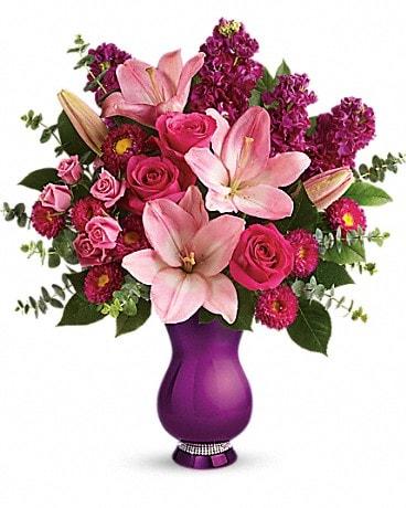 Teleflora's Dazzling Style Bouquet Bouquet