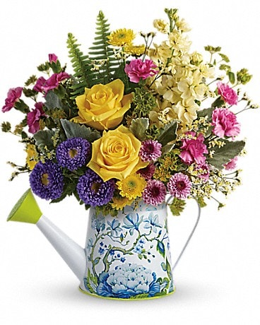 Teleflora's Sunlit Afternoon Bouquet