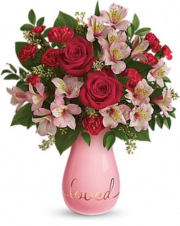 Teleflora's True Lovelies Bouquet Bouquet