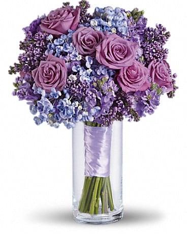Lavender Heaven Bouquet Bouquet
