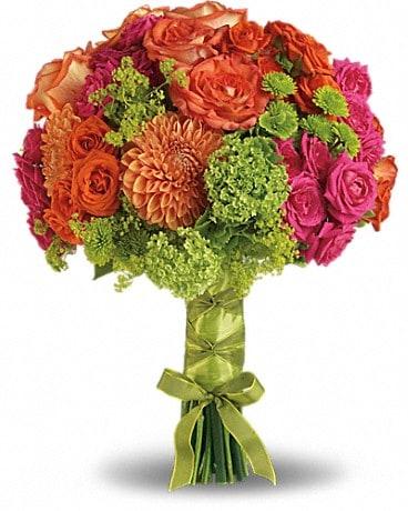 Bright Love Bouquet Bouquet