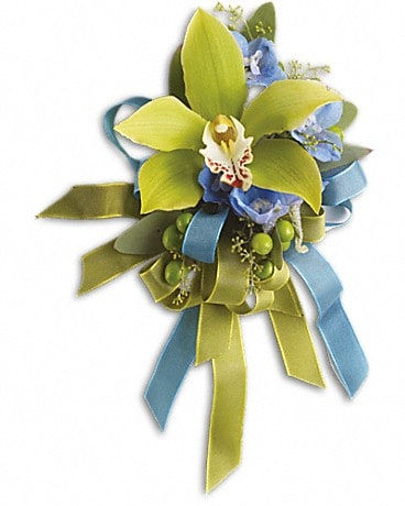 Big Night Orchid Corsage Corsage ...