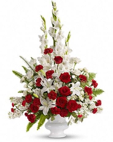 Memories to Treasure Flower Arrangement