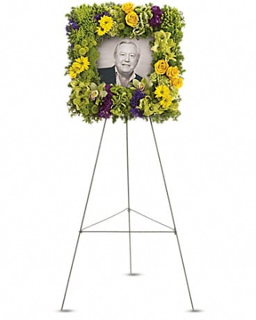 Richly Remembered Sympathy Arrangement