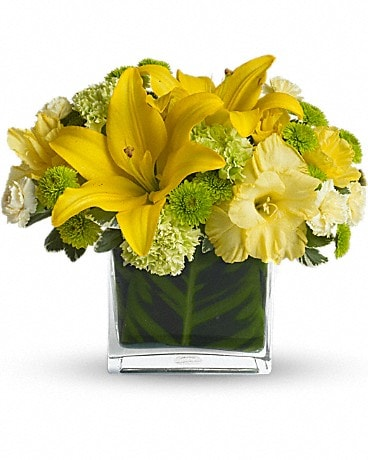 Oh Happy Day by Teleflora Bouquet