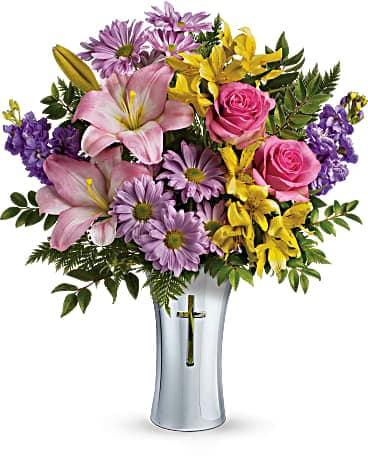 Teleflora's Bright Life Bouquet Bouquet