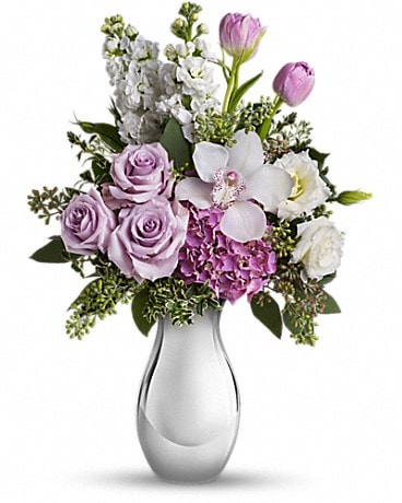 Teleflora's Breathless Bouquet Bouquet