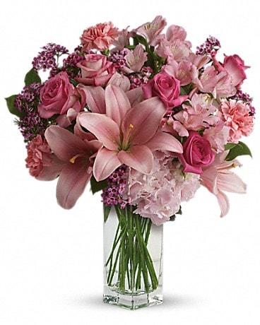 Teleflora's Country Picnic Bouquet Bouquet