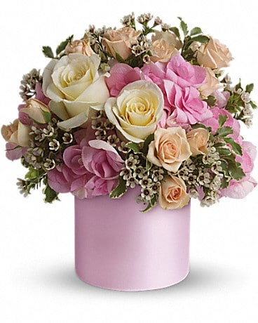 Teleflora's Blushing Beauty Bouquet