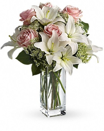 Teleflora's Heavenly and Harmony Bouquet