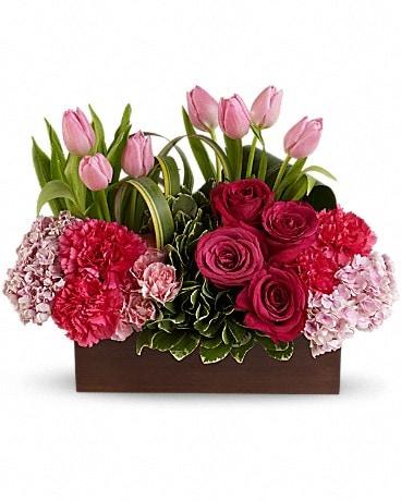 Teleflora's Garden Gala Flower Arrangement