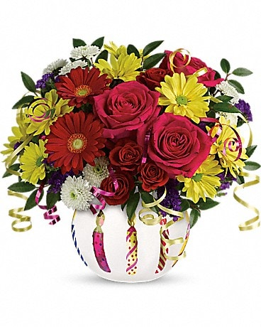 Teleflora's Special Celebration Bouquet - Bouquet