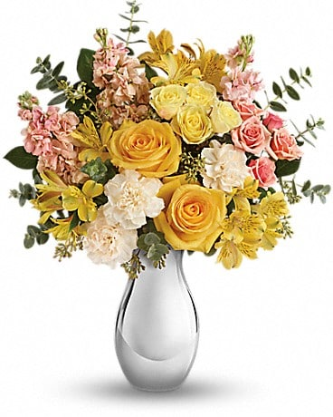 Teleflora's Soft Reflections Bouquet Bouquet