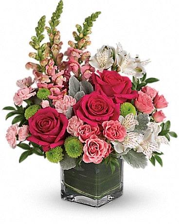 Teleflora's Garden Girl Bouquet Bouquet
