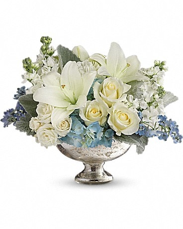 Telflora's Elegant Affair Centerpiece Bouquet