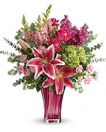 Teleflora's Steal The Spotlight Bouquet Bouquet