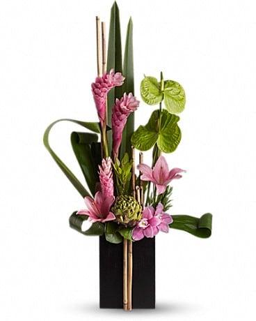 Now and Zen Flower Arrangement