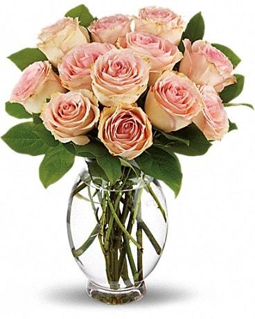 Teleflora's Delicate Dozen Bouquet
