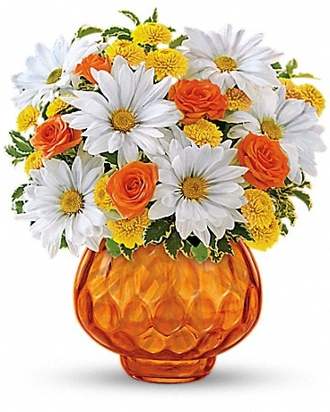 Teleflora's Rise and Sunshine Bouquet